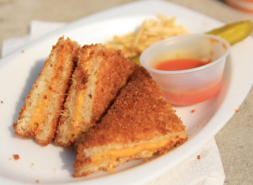 This Is Why You Are Fat: Grilled Cheese Sandwich Edition