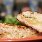 Lemon Caper Aioli Grilled Cheese
