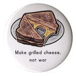 What?! April is National Grilled Cheese Month?!