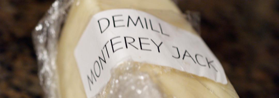 Hash Brown Grilled Cheese Ingredients: Monterey Jack