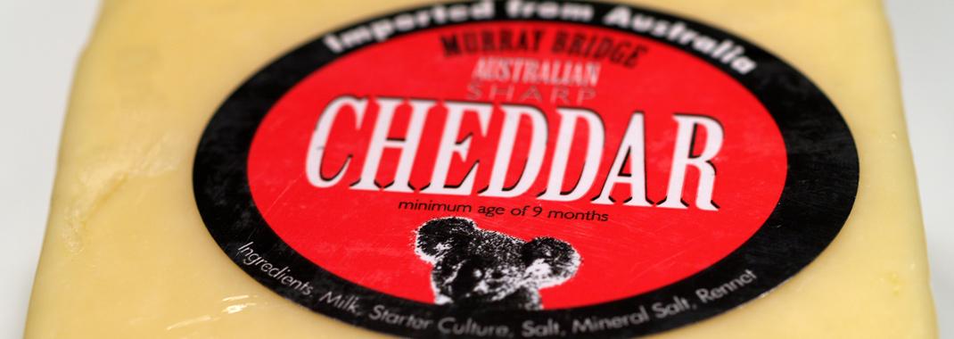 Everything Bagel & Mushroom Grilled Cheese: Murray Bridge Australian Cheddar