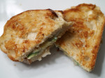Tortilla Chips Grilled Cheese