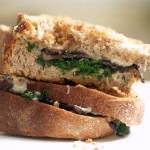 Greens & Mushrooms Panini (NY Times)