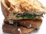Greens & Mushrooms Panini