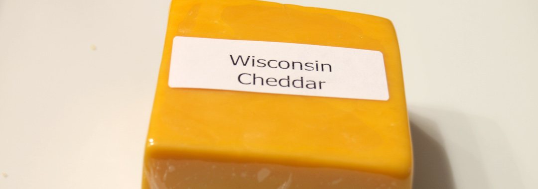 Deconstructed Grilled Cheese: Wisconsin Mild Cheddar