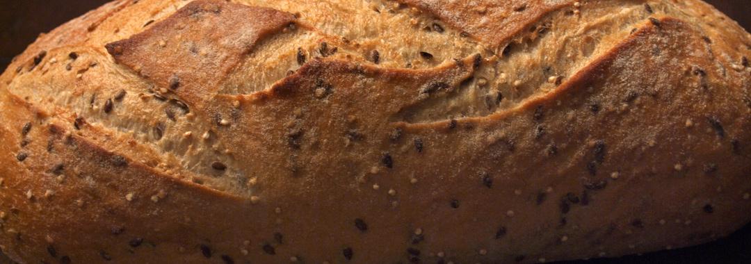 Delicata Squash Grilled Cheese: Flax/Quinoa Bread
