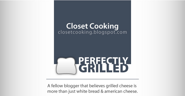 PerfectlyGrilled: Closet Cooking