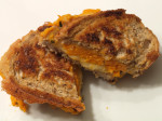 Sweet Potatoes Grilled Cheese