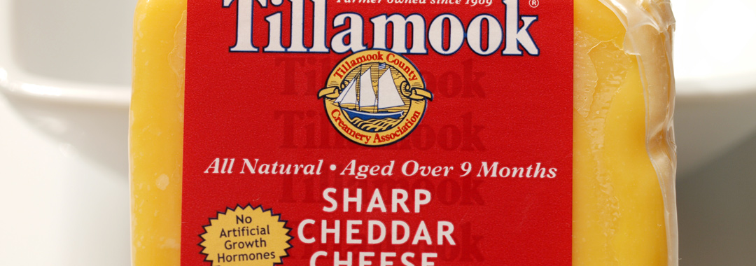 Beer Bread Grilled Cheese: Tillamook Sharp Cheddar