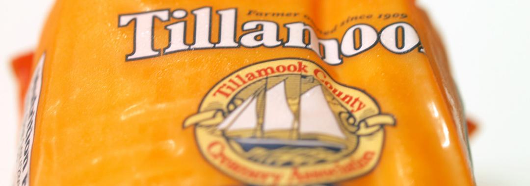 Baby Bok Choy & Tillamook Cheddar Grilled Cheese: Tillamook Medium Cheddar