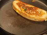 Baby Bok Choy & Tillamook Cheddar Grilled Cheese
