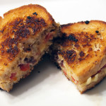 Cranberry Cheese Grilled Cheese