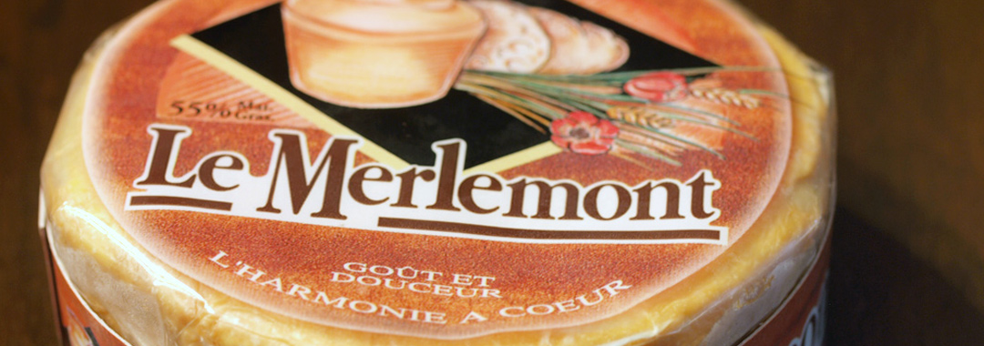 Le Merlemont Grilled Cheese: Le Merlemont Cheese