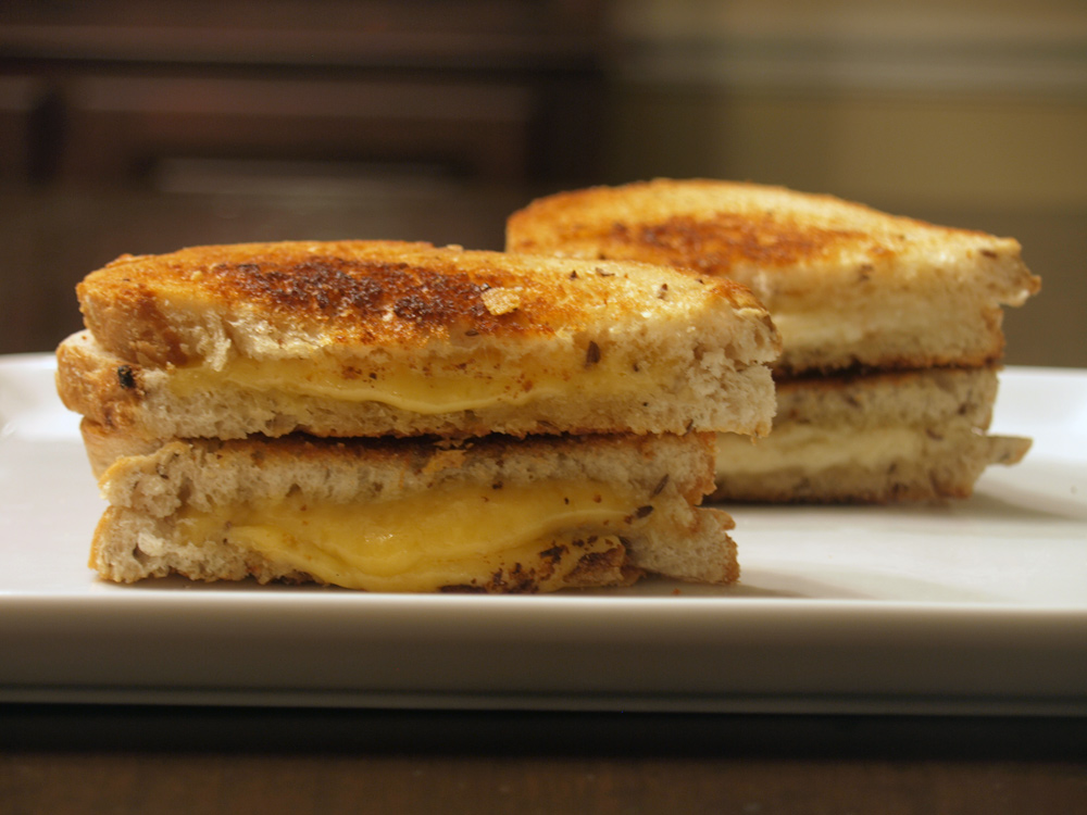 Have you ever had 'Vintage Van Gogh' or 'Black Pepper Bellavitano' cheese?
