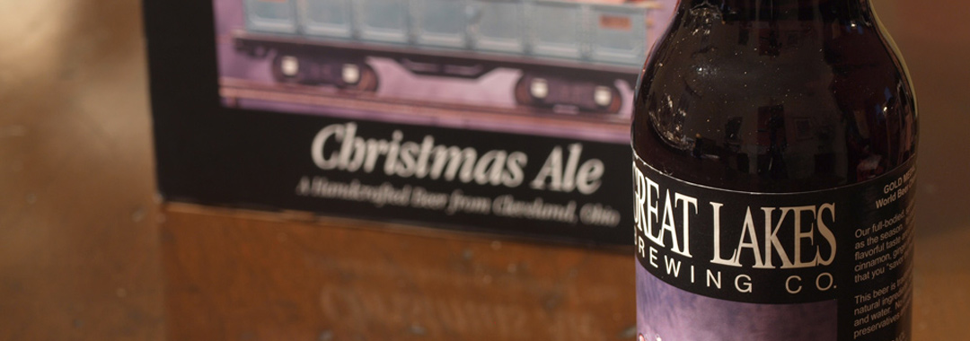 Butternut Squash & Pumpkin Bread Grilled Cheese: Great Lakes Brewing Co.'s Christmas Ale
