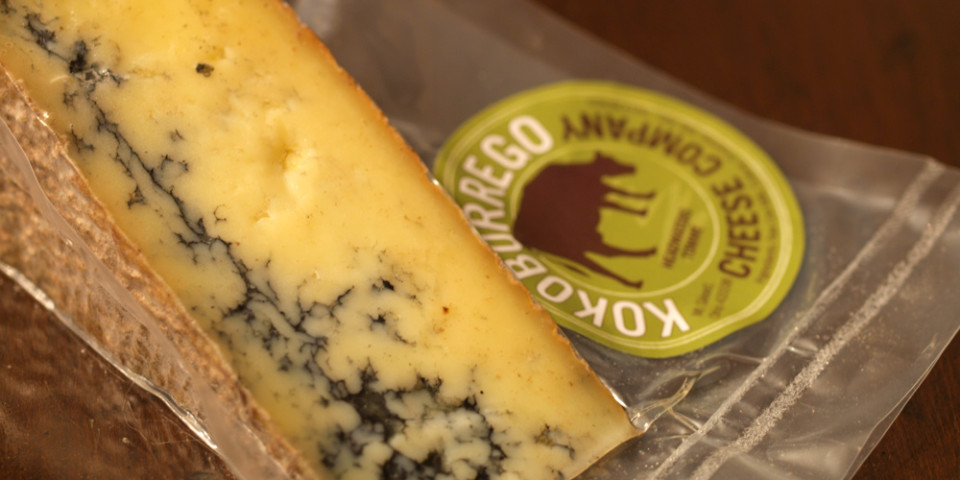 Kokoborrego Cheese's Headwaters Tomme