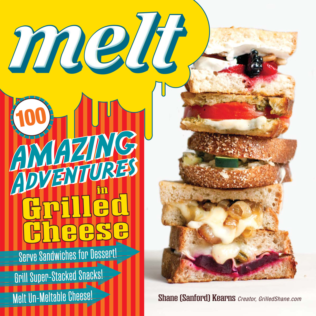 The First <em>Melt: 100 Amazing Adventures in Grilled Cheese</em> Contest