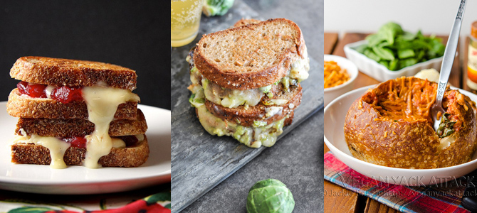 Grilled Cheese Roundup: Bonobos, Cranberry Brie, Balsamic Brussels Sprouts and More Grilled Cheese Goodness