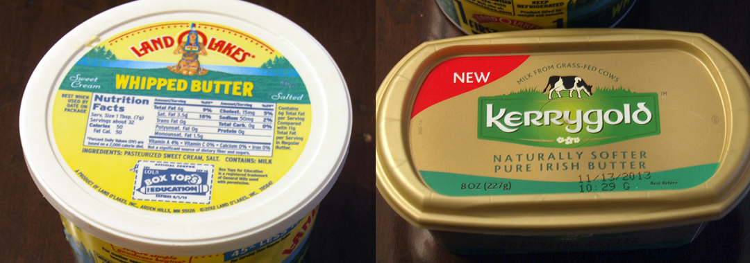 Roasted Poblano Grilled Cheese: Kerrygold Naturally Softer Pure Irish Butter