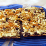 Almond Toffee Matzoh