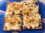 Almond Toffee Matzoh Grilled Cheese