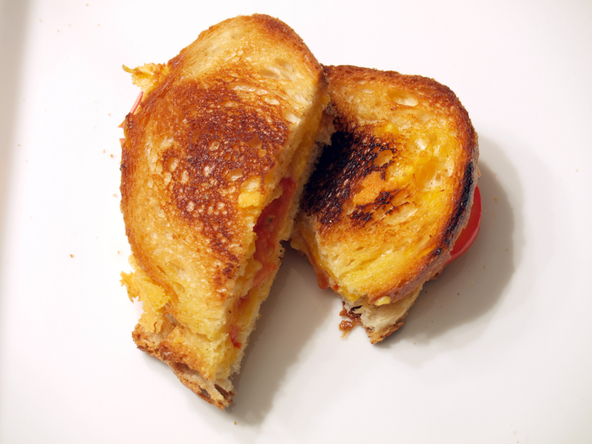 Tillamook Cheddar Grilled Cheese