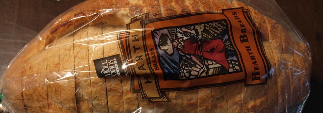 Tillamook Cheddar Grilled Cheese: Italian Bread