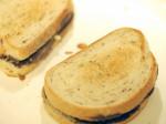 Tintern Cheddar & Mushroom Mayo Grilled Cheese