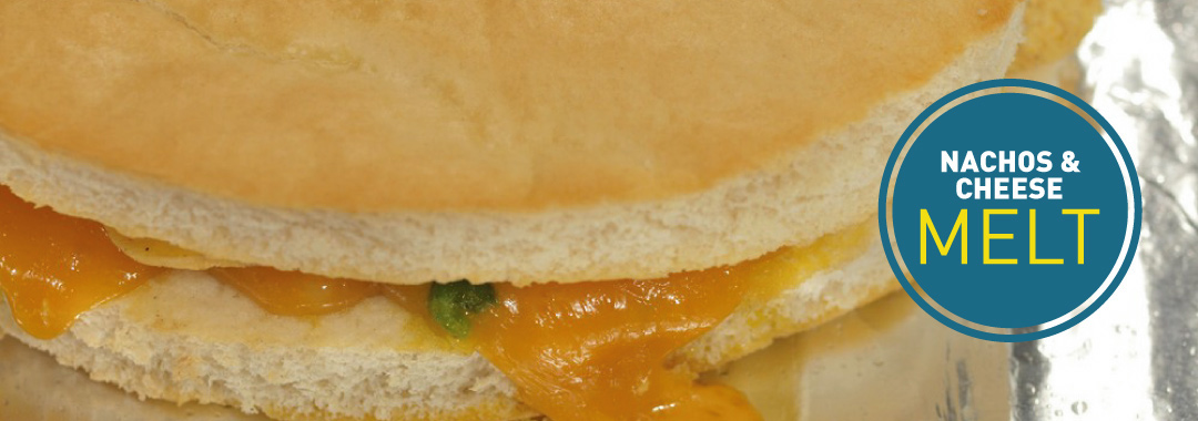 Featured: Nachos & Cheese Super Bowl Grilled Cheese