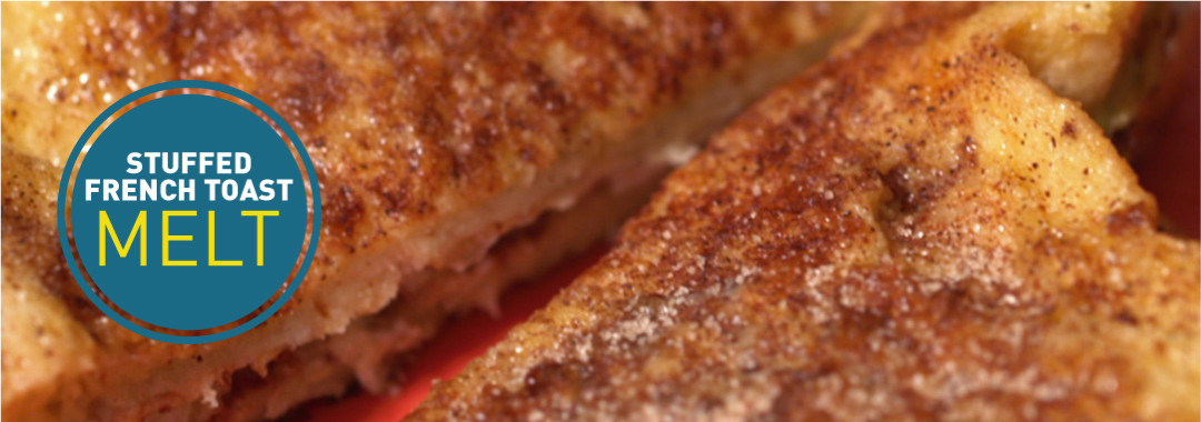 Featured: Stuffed French Toast