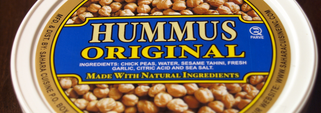 Hummus & Red Pepper Havarti Grilled Cheese Ingredients: Original Hummus