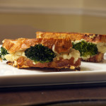 Cauliflower Puree & Cabot Grilled Cheese