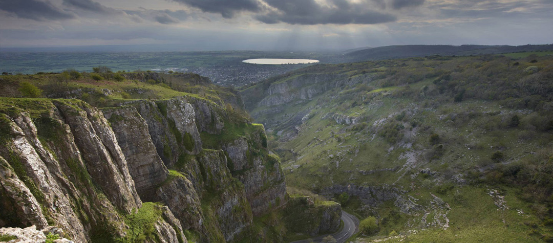 The Cheddar Gorge