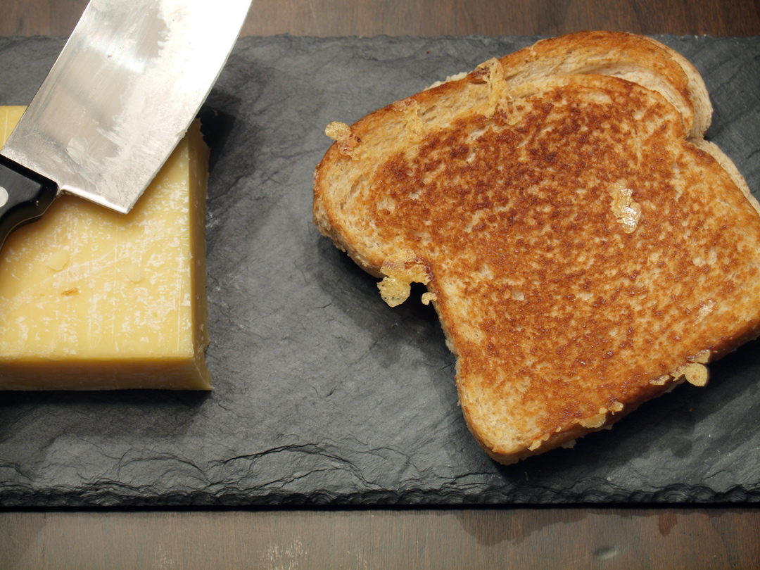 Free Lunch: Kerrygold Dubliner Grilled Cheese