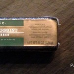 Free Lunch: Cabot Private Stock Cheddar