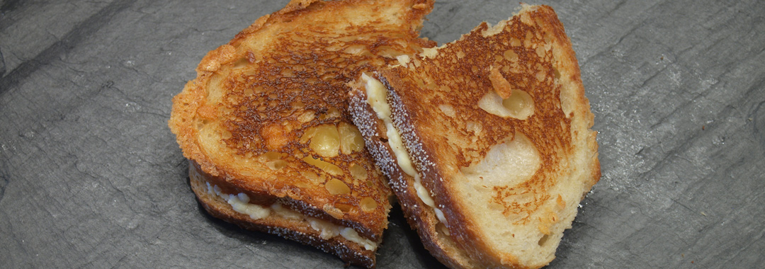 Local Lunch: Mayfield Road Creamery Siberian Night Grilled Cheese