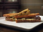 Royal Cheddar Grilled Cheese