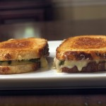 American Cheese Month Grilled Cheeses