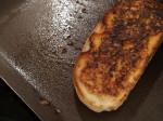 Cheddar Grilled Cheese w/Garlic Crusted Sourdough