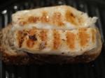 Halloumi & Portobello Grilled Cheese