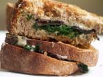 Greens & Mushrooms Panini