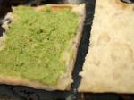 The Atlantics Pea Pesto Grilled Cheese