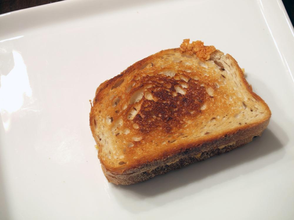 Three Year Aged Gouda Grilled Cheese