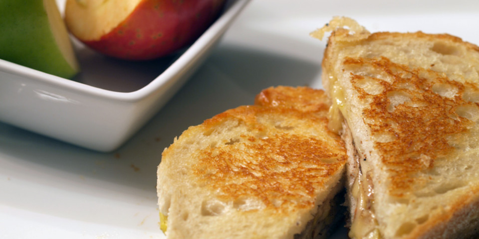 Le Merlemont Grilled Cheese