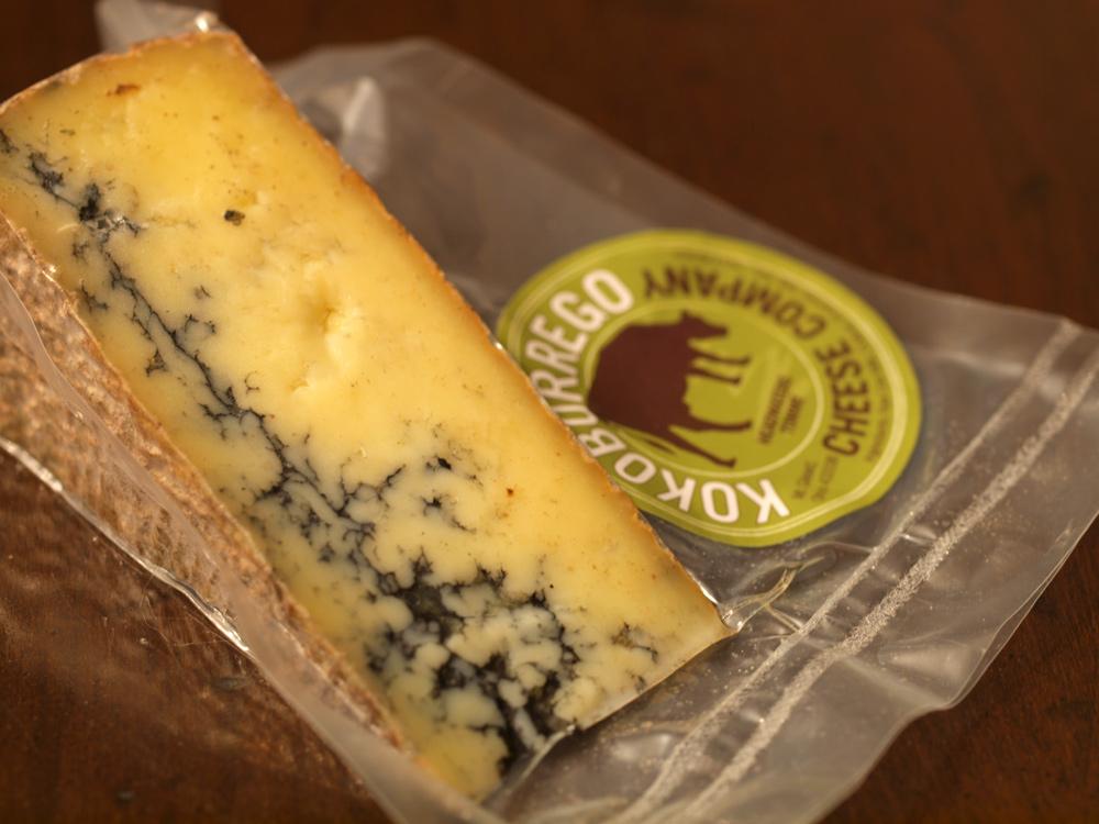 Kokoborrego Cheese's Headwaters Tomme