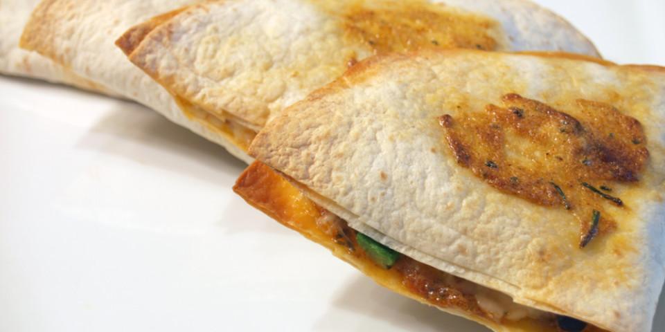 Chili Mayo & Jalapeno Cabot Grilled Cheese