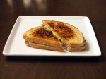 Roasted Poblano Grilled Cheese