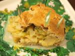 St. Patricks Day Irish Soda Bread Grilled Cheese