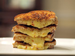 Tillamook White Cheddar Grilled Cheese