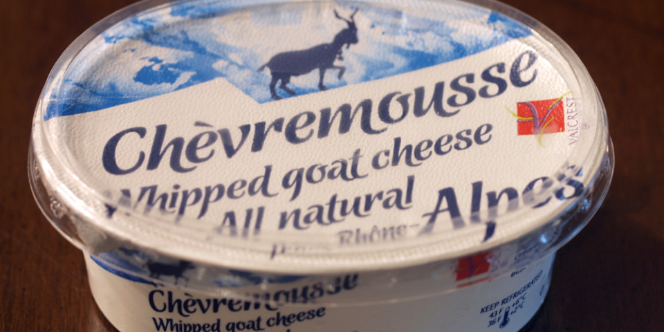 Chevremousse - Whipped Goat Cheese